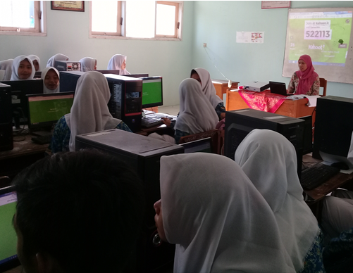 Artikel: Upaya Meningkatkan Prestasi Belajar Peserta Didik di SMKN 1 Gempol dengan Media Pembelajaran Game Interaktif yang User Friendly by Chandra Setia Rini