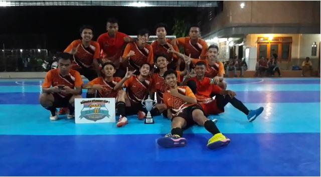 Final Keenam di Kejuaraan Futsal, Tim SMKN 1 Gempol Belum Berhasil Pertajam Rekor