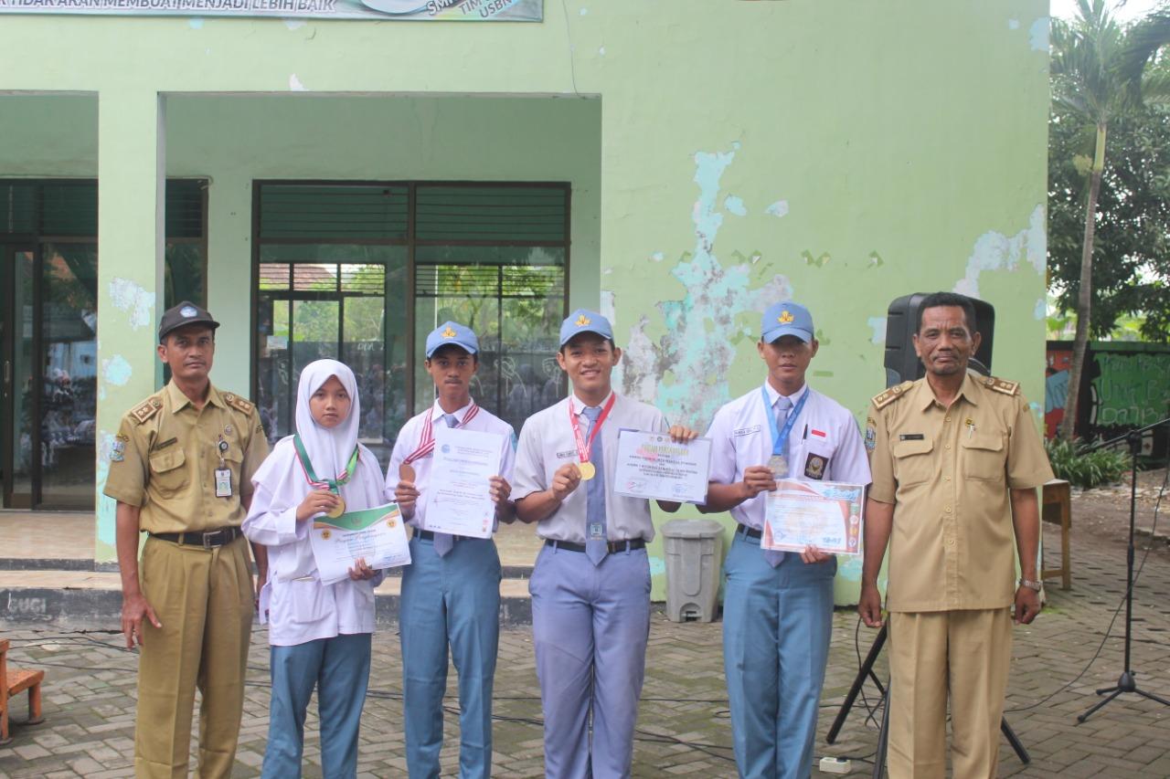 Membanggakan! Siswa – Siswi SMK Negeri 1 Gempol Meraih Juara di Tingkat Provinsi dan Nasional