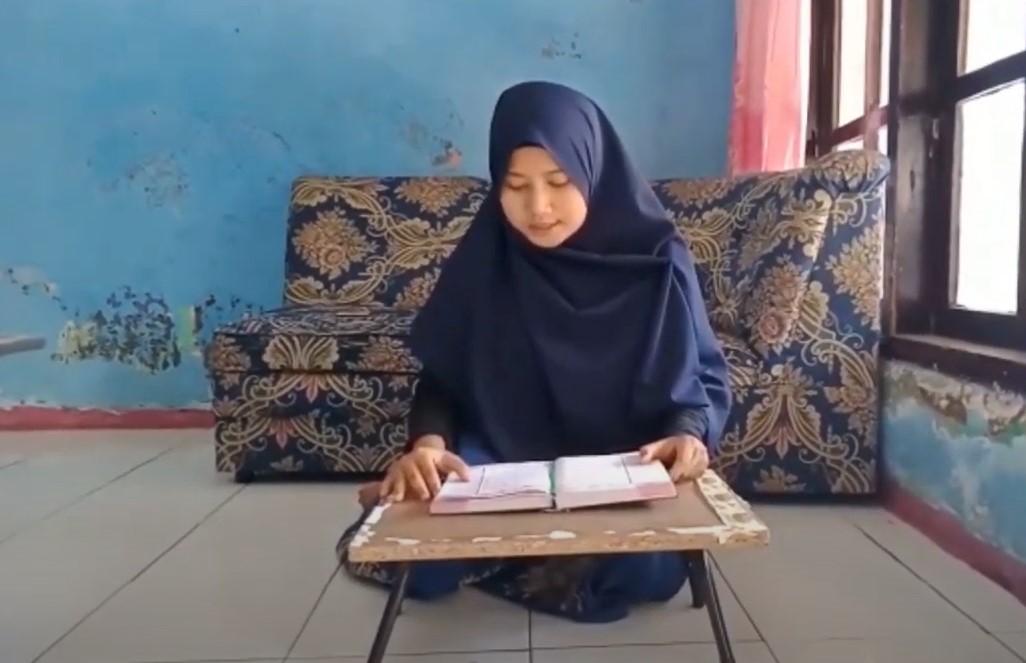Tadarus Al-Quran Pesantren Ramadhan Online Tahun 2020